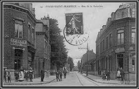 rue de la louvière